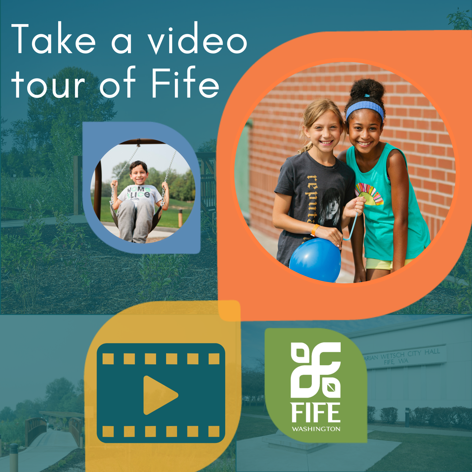Take a video tour of Fife