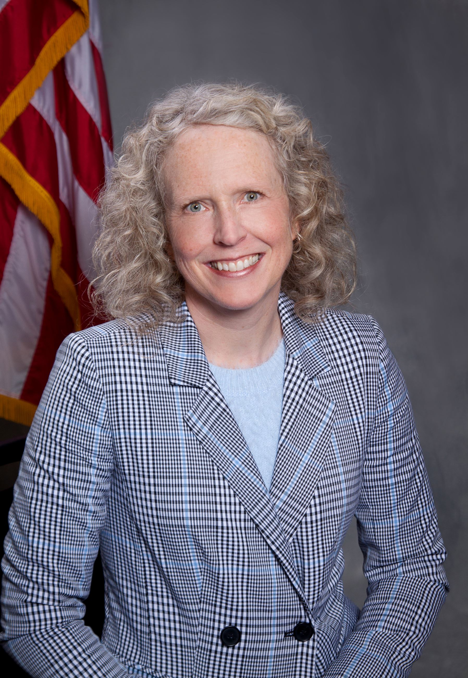 Photo of Mayor Kim Roscoe
