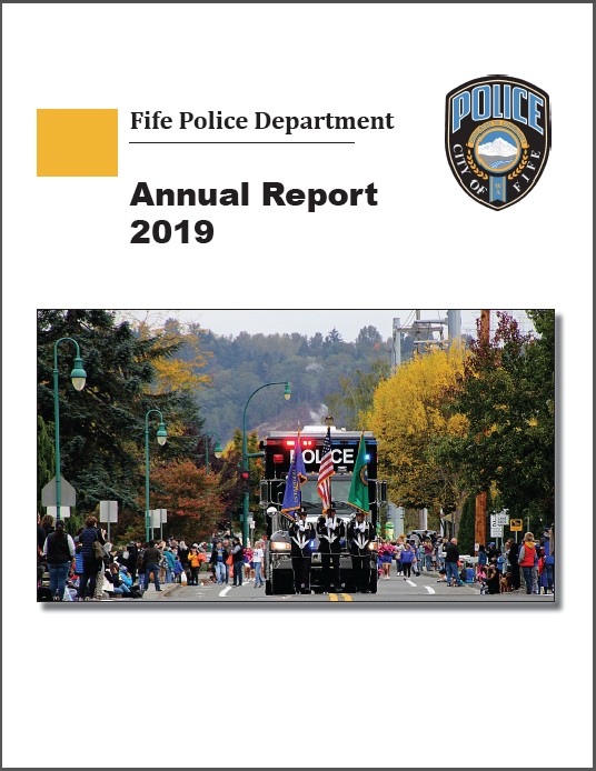2019 Annual Report Cover Page Opens in new window